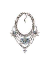 DANNIJO | Metallic Galilee Necklace | Lyst