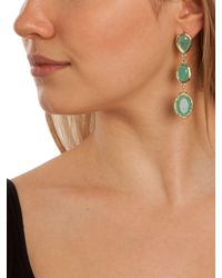 BaubleBar | Green Gem Trio Drops | Lyst