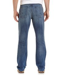 Hudson Jeans | Blue Byron Straight Leg Jeans for Men | Lyst