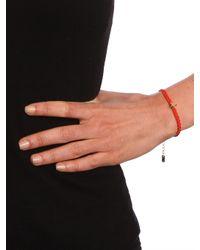 BaubleBar - Black Star Braid Bracelet - Lyst