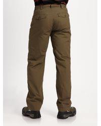 RLX Ralph Lauren - Green Surplus Poplin Pants for Men - Lyst
