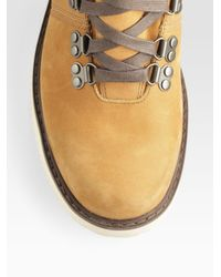 Timberland - Brown Abington Hiker Boots for Men - Lyst