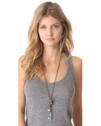 Vanessa Mooney - Blue The Earth Necklace - Lyst
