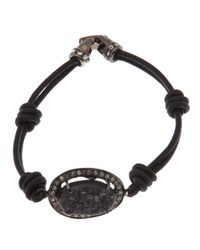 Rask Jewelry | Black Bracelet | Lyst