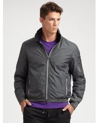 RLX Ralph Lauren - Gray Simpluxe Jacket for Men - Lyst