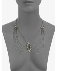 Stephen Webster - Metallic Chain Necklace - Lyst