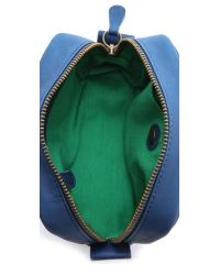 Liebeskind - Blue Ava Cosmetic Case - Lyst