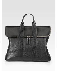 3.1 Phillip Lim - Black 31 Hour Shoulder Bag for Men - Lyst