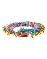 Aurelie Bidermann | Blue Do Brasil Bracelet | Lyst