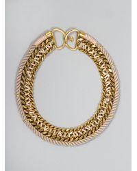 Lizzie Fortunato | Metallic La Belle Epoque Ii Necklace | Lyst