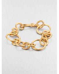 Stephanie Kantis | Metallic Coronation Large Chain Link Bracelet | Lyst