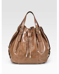 Tod's | Brown Secchiello Medio Bag | Lyst