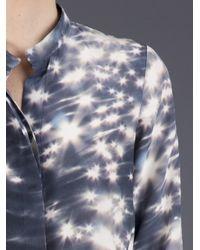 Akris - Blue Reflecting Sun Tunic - Lyst
