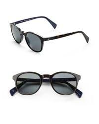 Paul Smith | Black Chaucer Vintage Sunglasses/grey for Men | Lyst