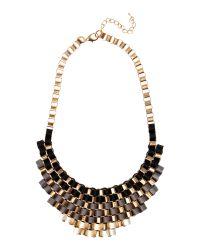 Second Female | Metallic Adda Necklace | Lyst