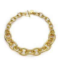 1AR By Unoaerre | Metallic Multi Link Necklace | Lyst