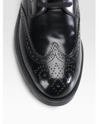 Tod's - Black Stivaletto Leather Boots for Men - Lyst