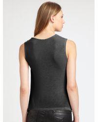 Robert Rodriguez - Black Asymmetric Twist Shirt - Lyst
