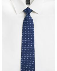Ferragamo   Blue Frog Prince Silk Tie for Men   Lyst