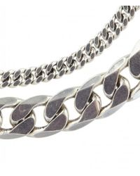 AllSaints | Metallic Estelle Bracelet | Lyst