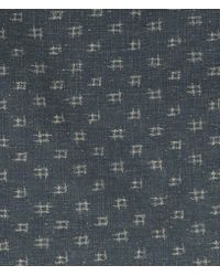 AllSaints - Blue Ravine Pocket Square Set for Men - Lyst