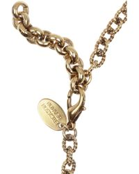 Erickson Beamon - Metallic Fashion Tribe Necklace - Lyst