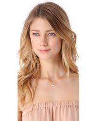 Gorjana - Metallic Bloom Necklace - Lyst