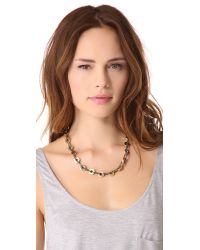 Marc By Marc Jacobs - Metallic Bolt Link Necklace - Lyst