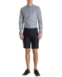 Tim Coppens - Blue Dress Shorts for Men - Lyst