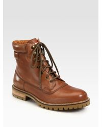 HUNTER - Brown Ross Boots for Men - Lyst