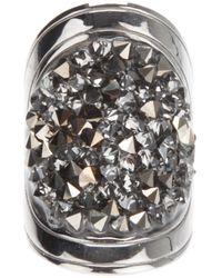 Dyrberg/Kern   Metallic Odette Ring   Lyst
