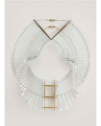 Sarah Angold Studio | Multicolor Kingla Acrylic Necklace | Lyst