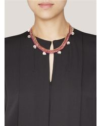 Venessa Arizaga - Metallic 'puerto Escondido' Necklace - Lyst
