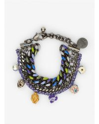 Venessa Arizaga | Multicolor 'turkey & Stuffing' Bracelet | Lyst