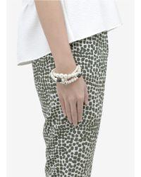 Venessa Arizaga   White 'secret Love' Bracelet   Lyst