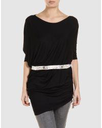 Aminaka Wilmont - White Short Sleeve T-shirt - Lyst