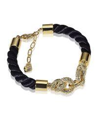 Swarovski | Black Bracelet | Lyst