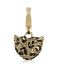 Theo Fennell | Metallic Baby Leopard 'art Charm | Lyst