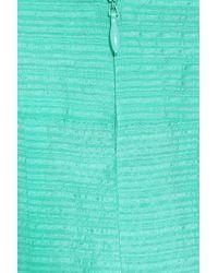 Tucker - Blue Silk Crepe De Chine Maxi Dress - Lyst
