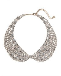 BaubleBar | Gray Bold Beaded Strands | Lyst