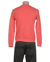 M. Grifoni Denim - Purple Sweatshirt for Men - Lyst