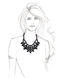EK Thongprasert - Black Edison Necklace - Lyst