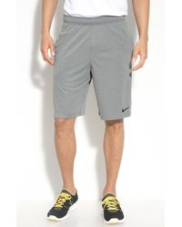 Nike | Gray Fly Drifit Shorts for Men | Lyst