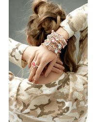 Ippolita | Metallic Wonderland 5stone Toggle Bracelet Nordstrom Exclusive | Lyst