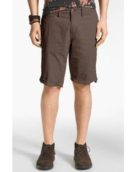 Original Paperbacks | Brown Saint Barts Shorts for Men | Lyst