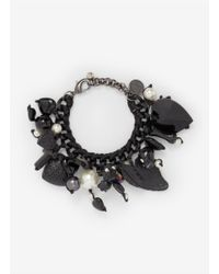 Venessa Arizaga | Black 'can't Buy Me Love' Bracelet | Lyst