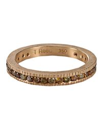 Todd Reed | Metallic Channel Set Eternity Ring | Lyst