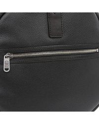 Marc By Marc Jacobs - Black Leather Duffel Bag for Men - Lyst