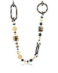 Antica Murrina - Multicolor Bolero - Murano Glass Long Necklace - Lyst