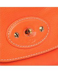 UGG - Orange Brooklyn Messenger Bag - Lyst